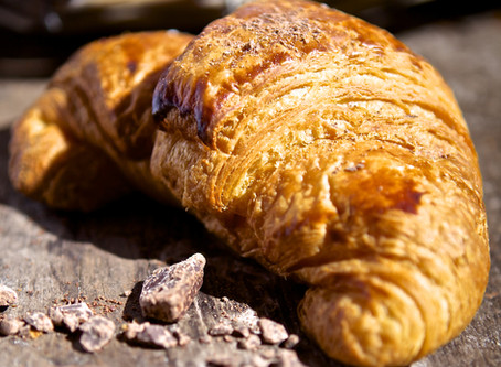 Butter Croissant are back!