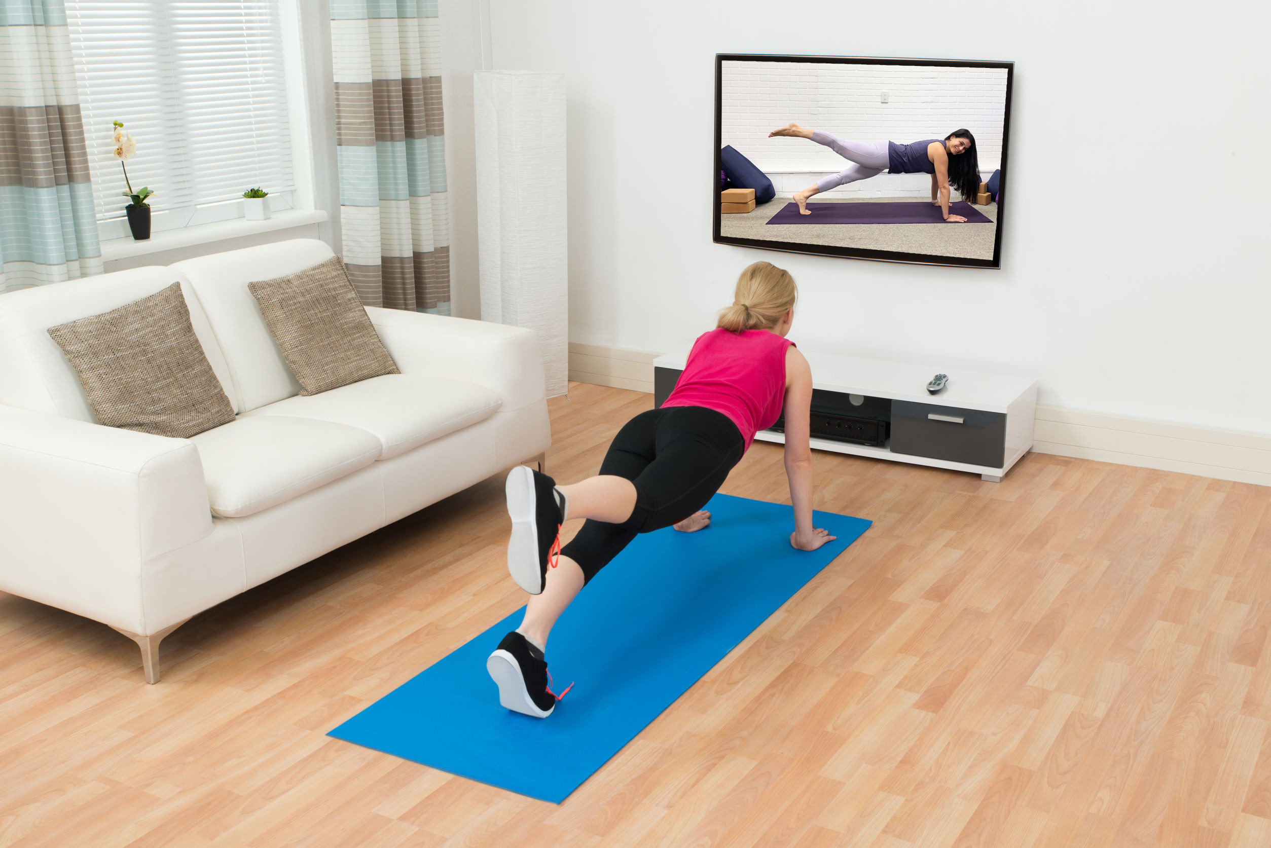 60 minute Online Personal Yoga Session