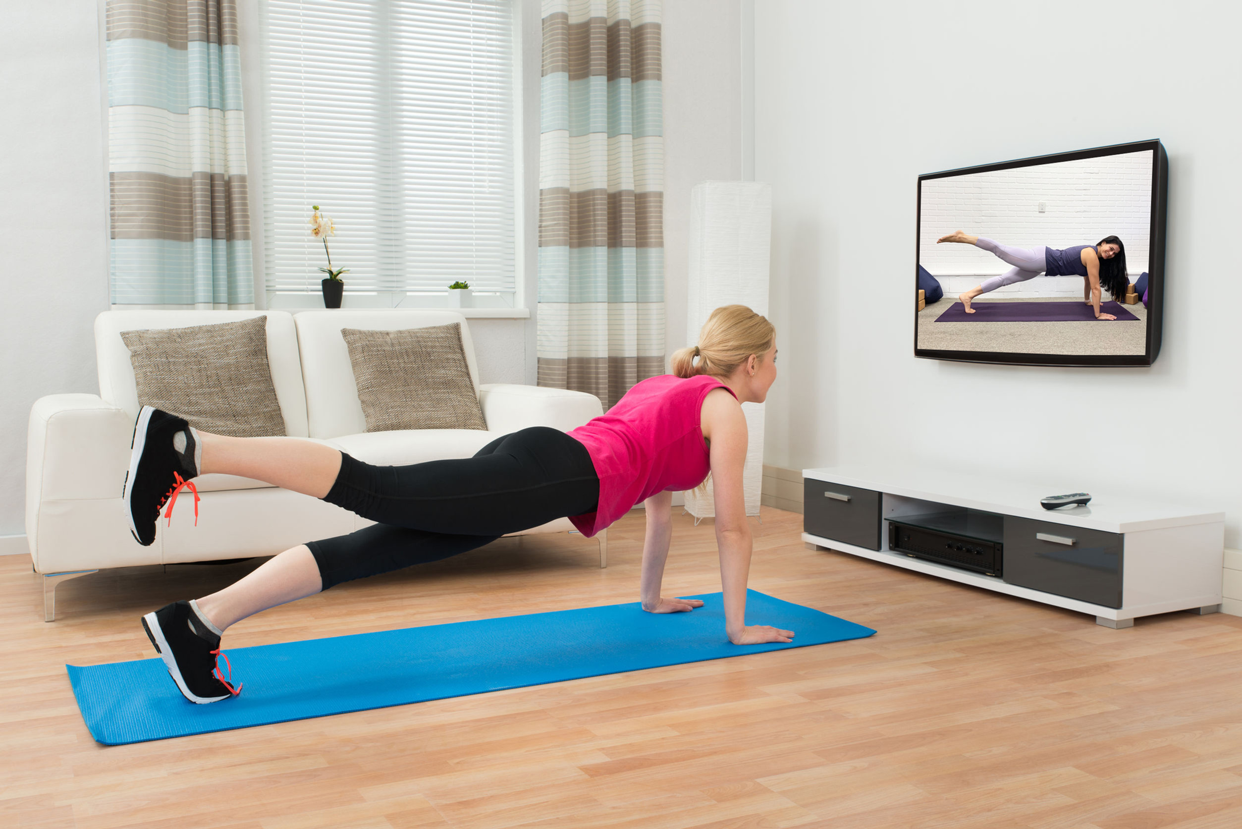 60 Min Live Online Personal Yoga Session