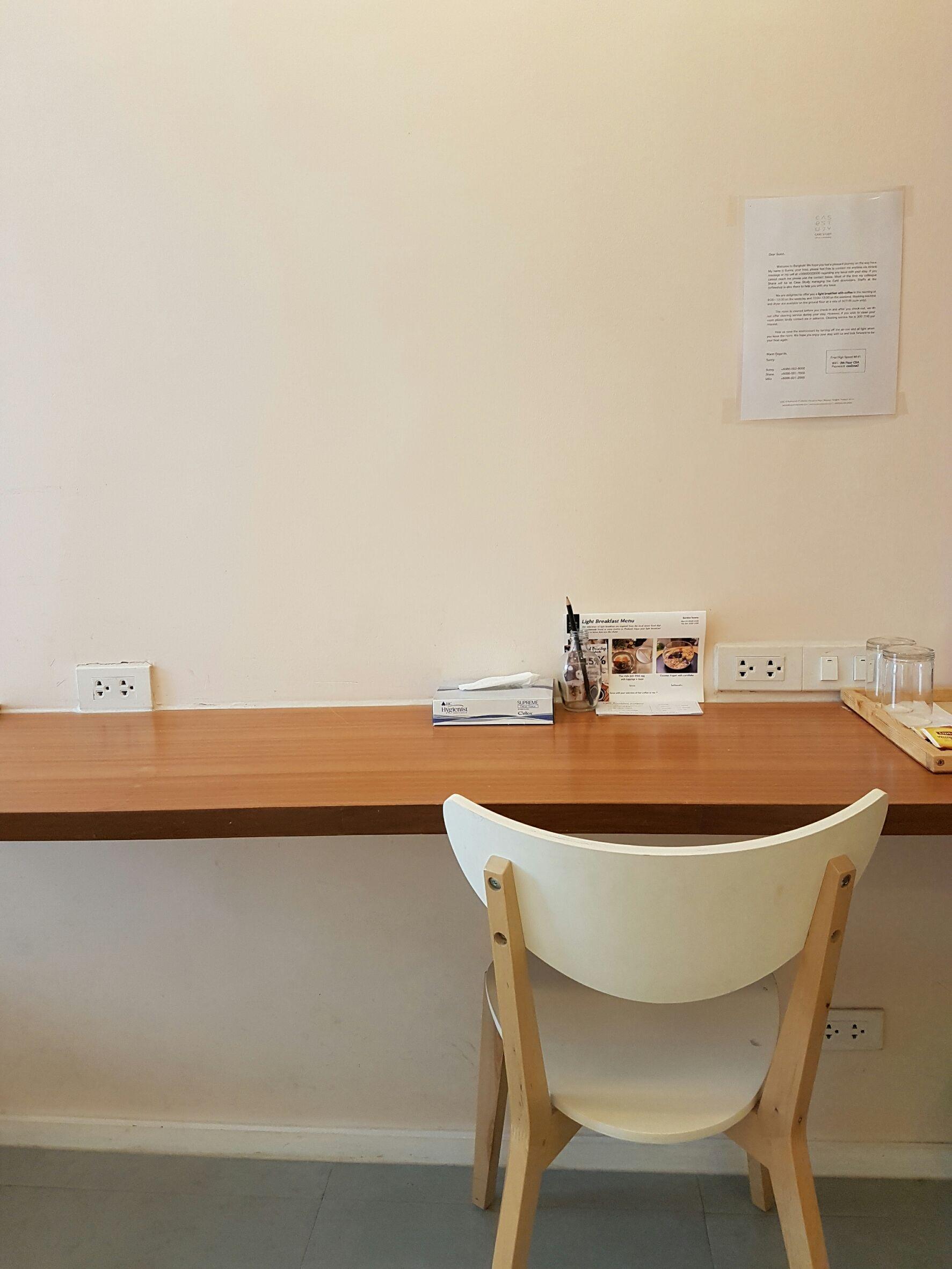 Case Study Room