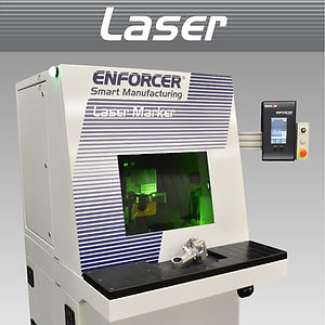 Laser marking on virtually any surface
