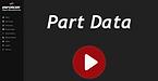Result data for smart manufacturing software genealogy