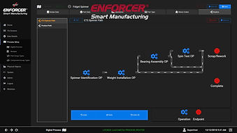 Enforcer® Smart Manufacturin Software Demo