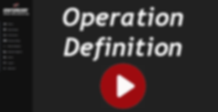 This video demonstrates how to define all the Operations required for your production processes in the Enforcer Smart Manufacturing Software.