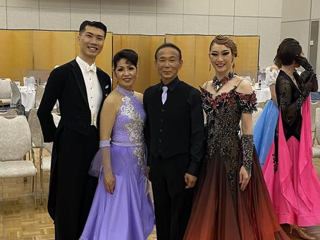 内海ダンススクール30周年記念パーティー