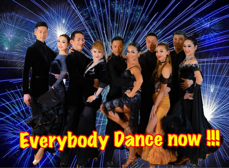 Everybody Dance Now!再配信が決定❣️