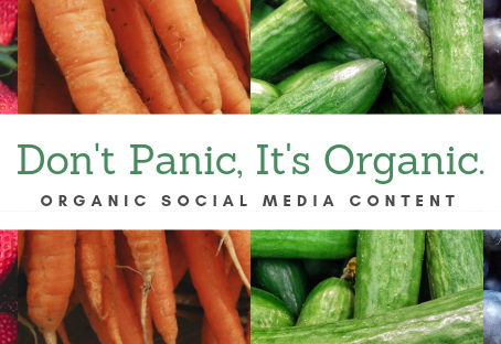 Organic Social Media, what is it?