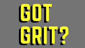Grit - Let's talk about it.