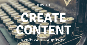 3 Principles to Captivating Content Creation
