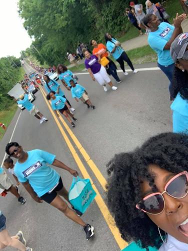 Johnson 4 School Board Team Selfie