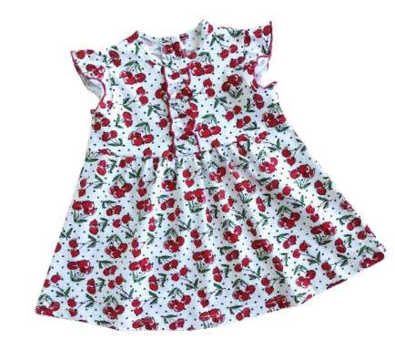 10-72НТ Платье детское