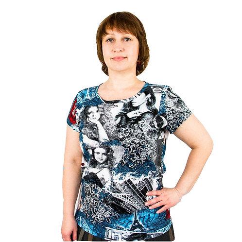0-353НТ Джемпер женский