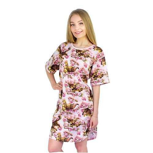 3-63НТ Сорочка ночная женская