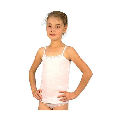 3-11 Сорочка детская для девочек нижняя