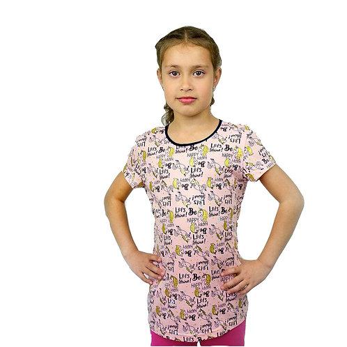 8-310НТ Джемпер для девочек