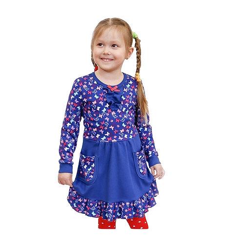 0-205 Платье детское