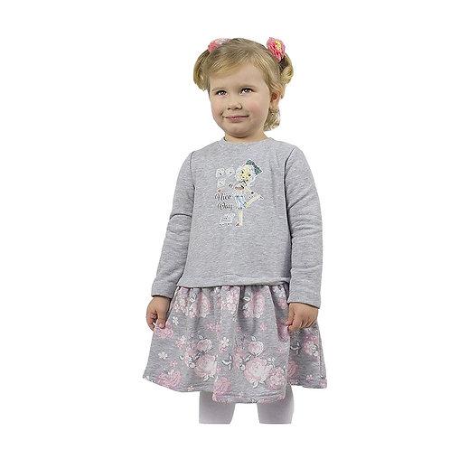 0-271 Платье для девочек