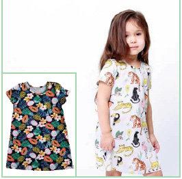 0-376 Платье детское