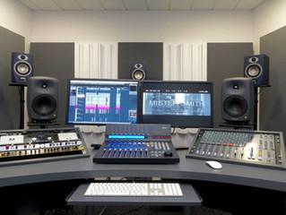 Garso įrašų studijos įrengimas