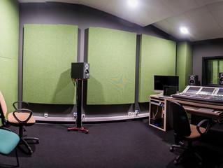 VDU garso įrašų studija
