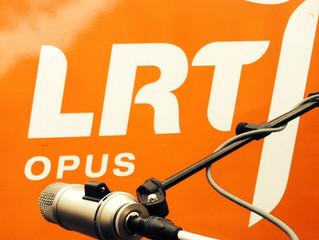 Megasonus transliuoja LRT Opus gyvai iš ryšių kiemelio 837