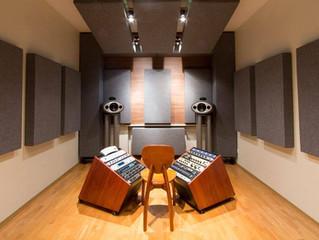 """Naujausias Megasonus darbas – akustinis projektas garso įrašų studijoje """"Garsų menė"""""""