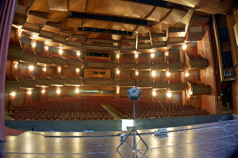 Operos ir baleto teatras