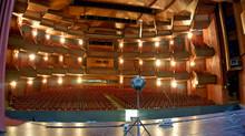 Akustiniai matavimai Lietuvos nacionaliniame operos ir baleto teatre