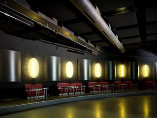 Marijampolės kultūros centro įrašų studijų ir šokių salės akustika