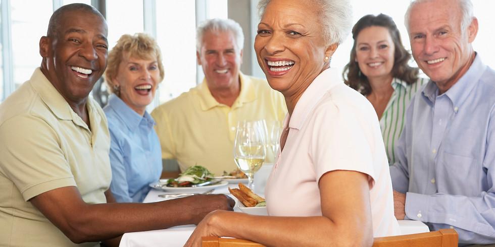 Active Older Adult Volunteer Meeting