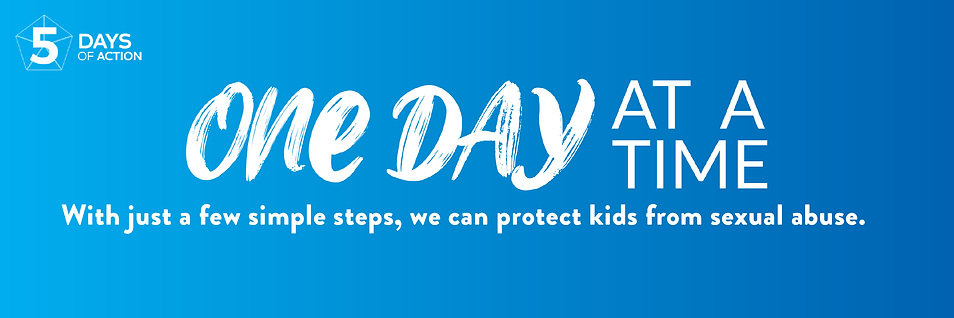 5 Days of Action 2020 Email HeadersODAT-