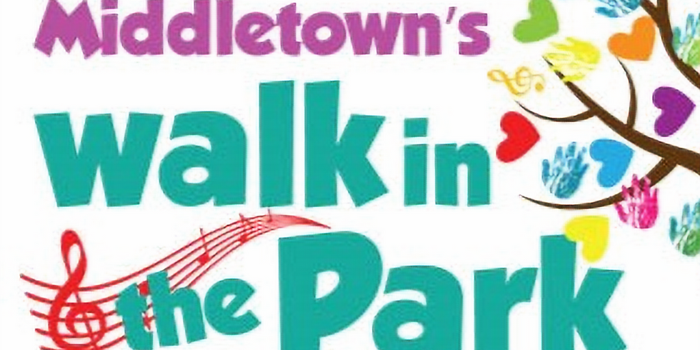 Family Friendly Event: Walk in the Park for a Healthy Community