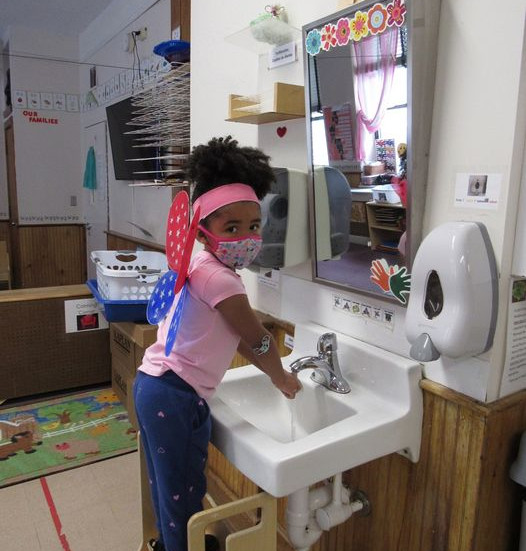 Health and Safety Continues to be a Priority in our Preschool Programs