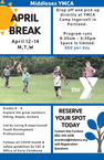 April Break Childcare, 4/12 - 4/14