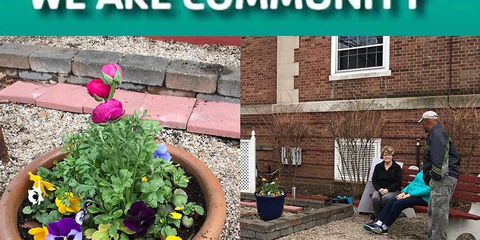 Garden Committee Meeting: Active Older Adult Volunteer Group