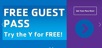 Free Guest Pass Try the Y