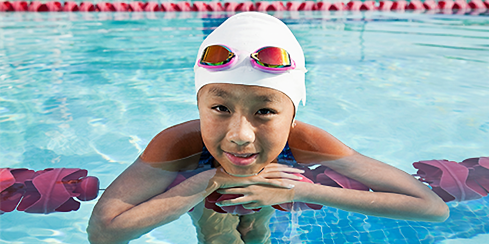 Competitive Youth Swimming Stroke & Turn Clinic