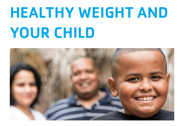 Healthy Weight & Your Child