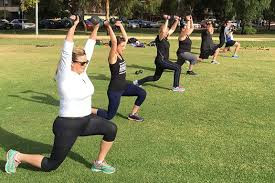 REGISTRATION is OPEN for OUTDOOR GROUP EXERCISE CLASSES