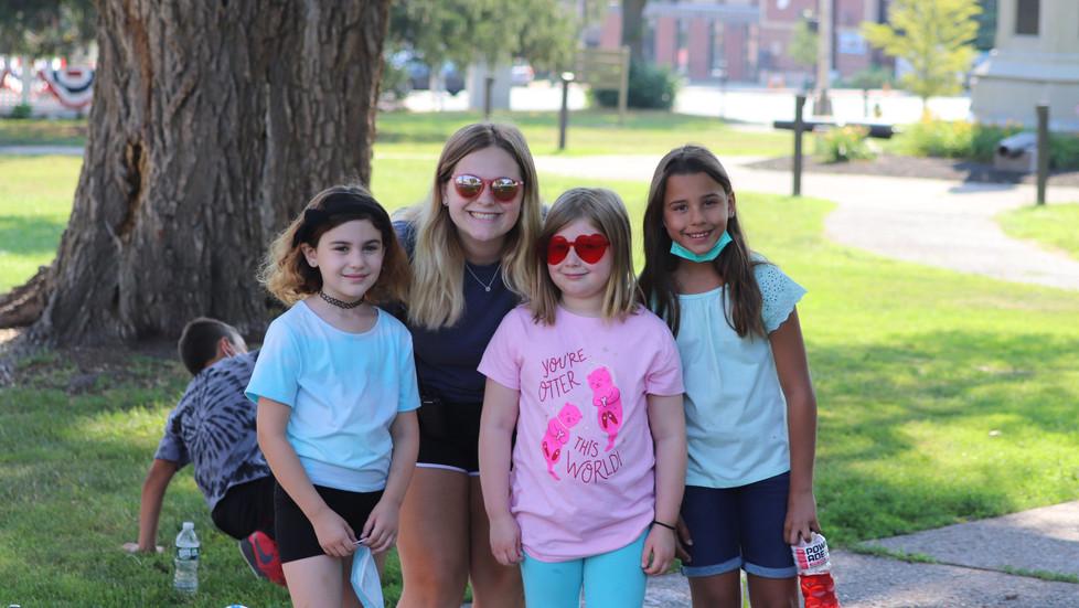 Meet YMCA Professional Role Model, Jillian