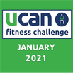 UCAN FITNESS CHALLENGE: JANUARY 1 – JANUARY 31
