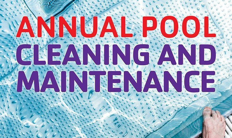 Annual Pool Maintenance Shutdown Scheduled for August 22nd