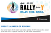 It's not too late to join our RALLY for the YMCA team!