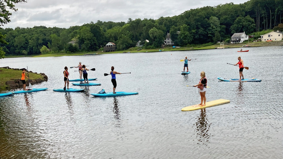 SPLASH Paddle boarding for Beginners 2nd class added!