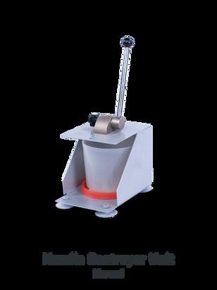 Manual Needle Destroyer Unit