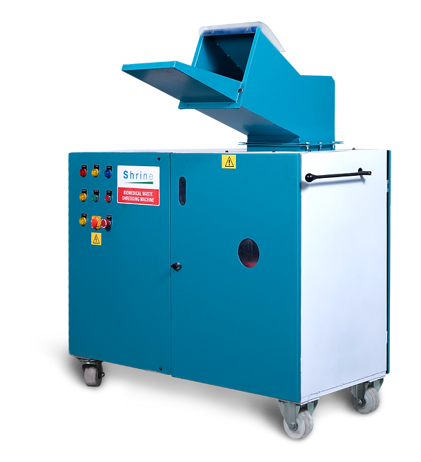 Biomedical waste shredder.png
