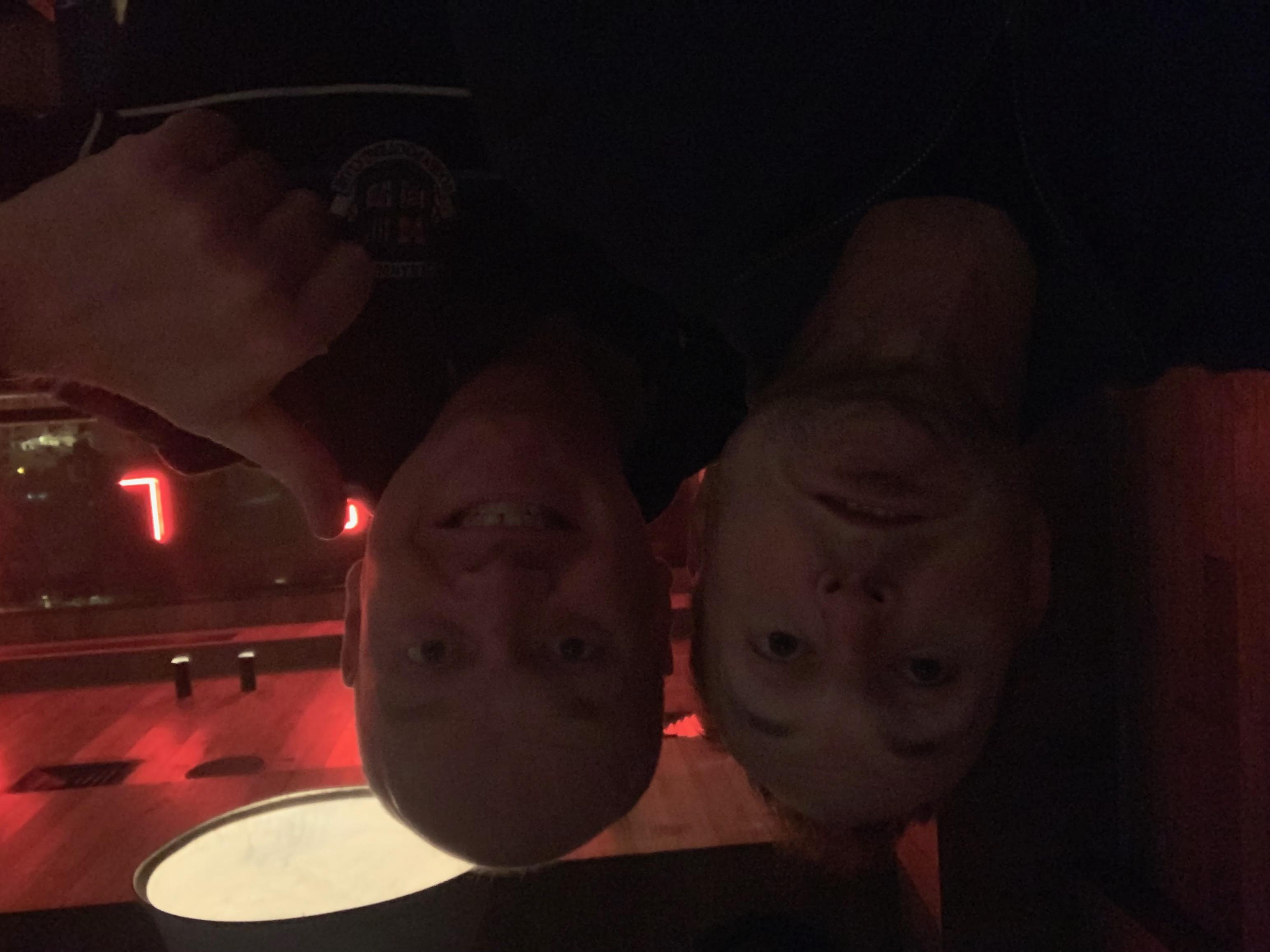 Brenton and Steve