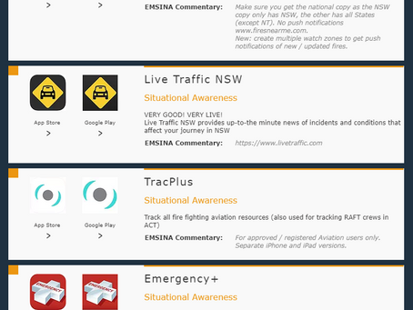Are you using a great mobile app for Emergency Management