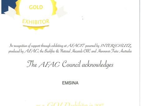 EMSINA at AFAC2017