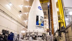 Landsat 9 Launch